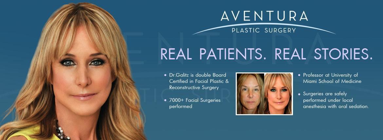 Facial Plastic Surgeon In Miami  Aventura Plastic Surgery