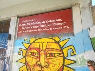 "Center for Secret (Clandestine) Detention, Torture, and Extermination at ""olimpo"""