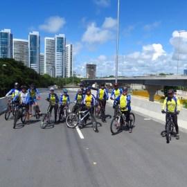 Urban ride: Via Mangue