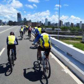 Urban ride: Recife