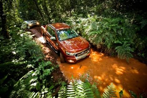 New Ranger Test Drive0085