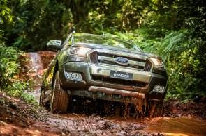 New Ranger Test Drive0118