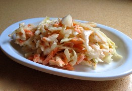 ensalada repollo zanahorias