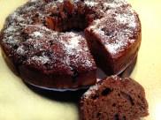 ambasador - tarta de chocolate con cerezas confitadas