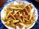 berenjenas fritas
