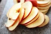 rodajas de manzana
