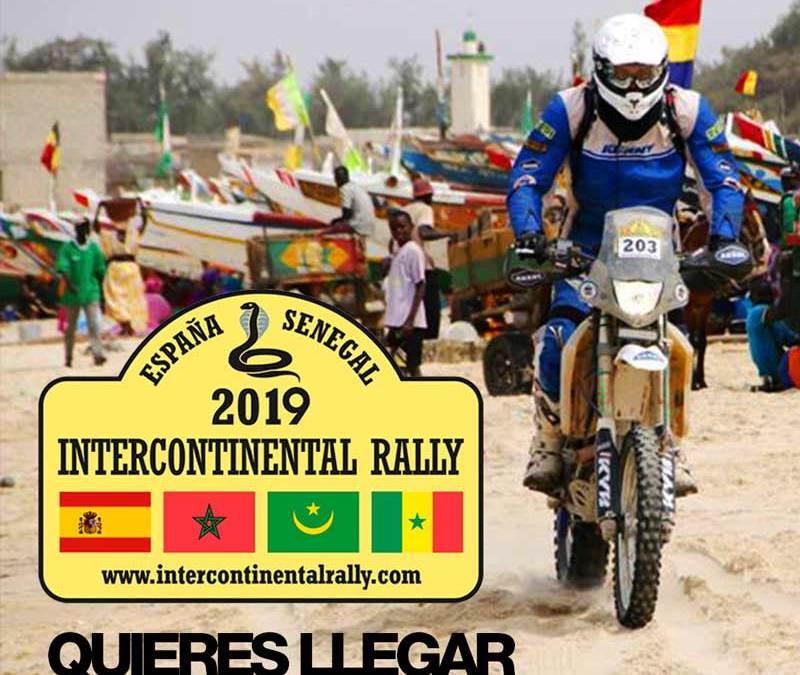 Asistencia Intercontinental Rally 2019