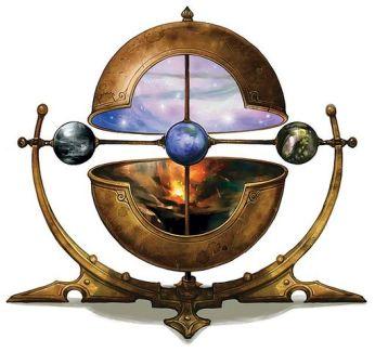 Cosmologia do Mundo Eixo - desconhecido