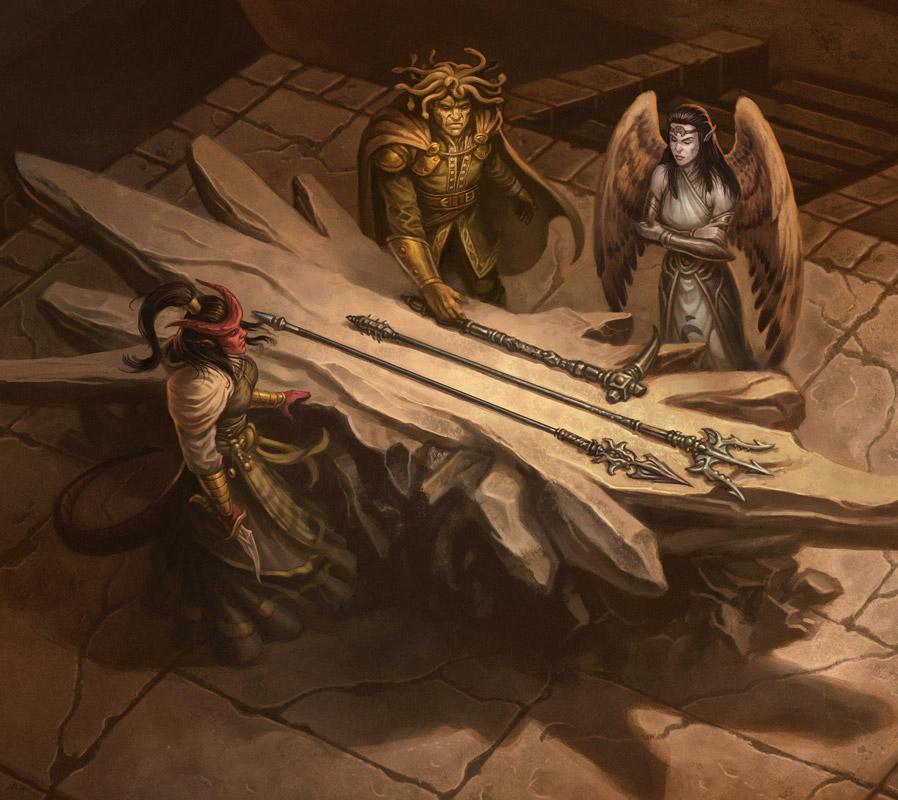 Elemental-Prophets