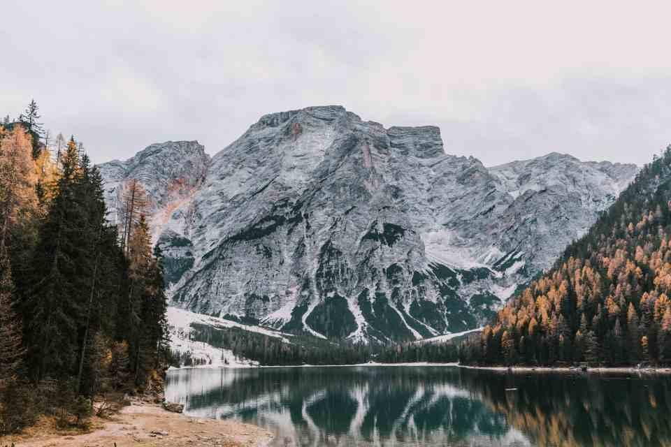 Photographier l'automne dans les Dolomites
