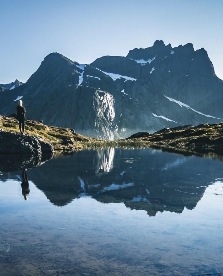 Randonnée de Nesheia- Nusfjord