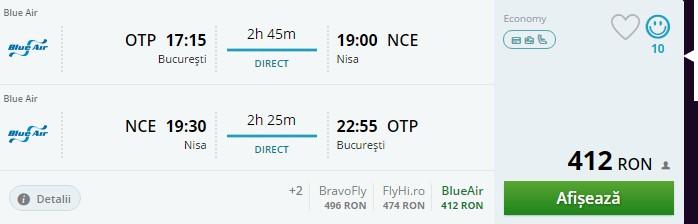 Bucuresti-Nisa