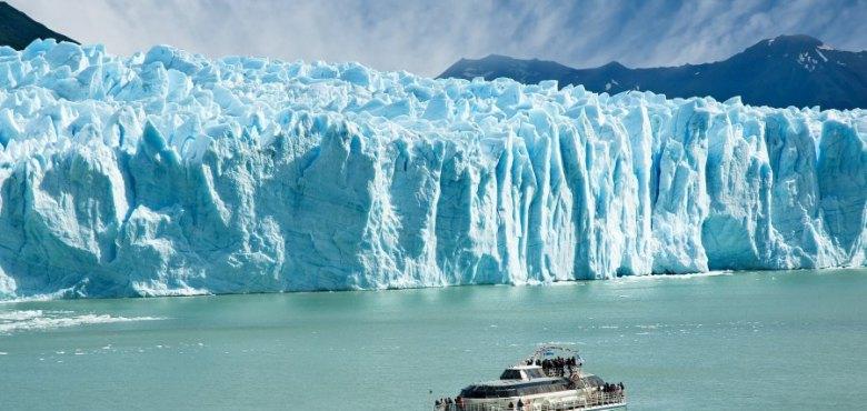 Ghetarul Perito Moreno, Patagonia, Argentina.