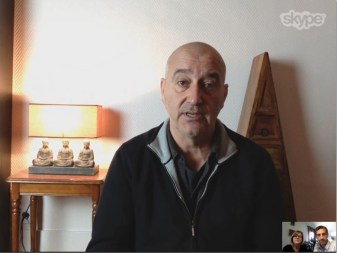 Interview de Philippe Gouron