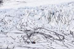 Imposant glacier, par Dominique F.