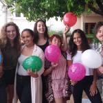 Collègues volontaires à l'Hostel Angelina, Dubrovnik, Croatie 2016