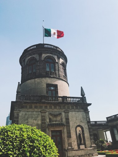perf pic of mexican flag