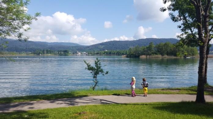 Aventuri in cinci In Austria cu copiii la GTI Worthersee Treffen