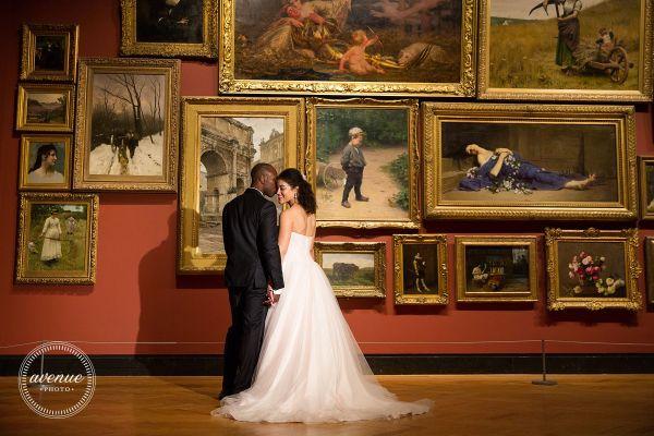 Art Of Ontario Wedding