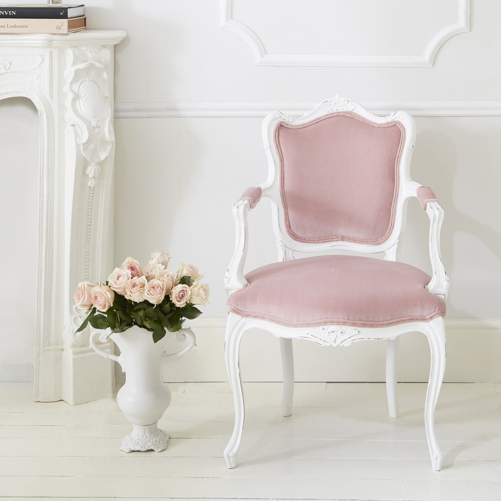Pink Chairs For Bedrooms Bon Anniversaire The French Bedroom Company 10 Year