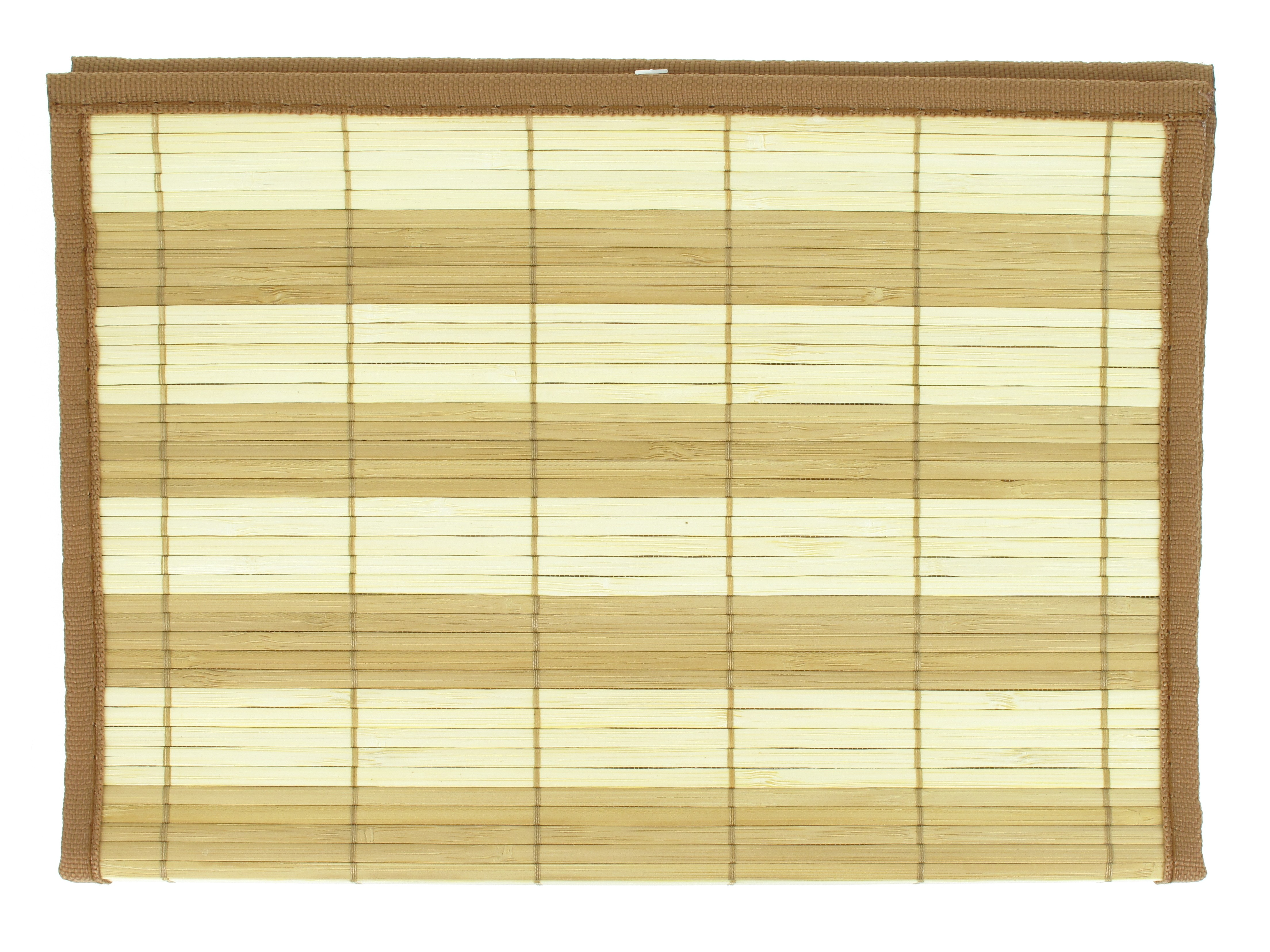 Bambou Stickersjaponais Set De Table Bambou Clair Du Japon Pour Une Table Orientale