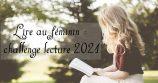 challenge 2021 lire au féminin