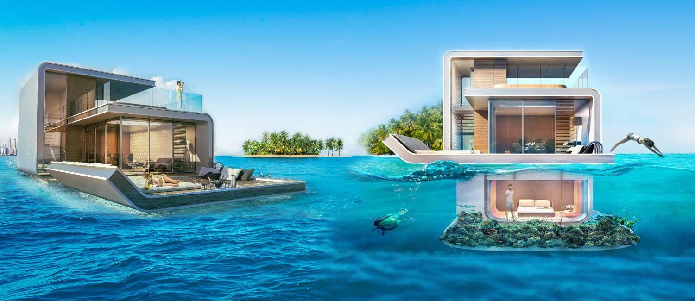 vendre maison de luxe partiellement submerge  Avenuesca