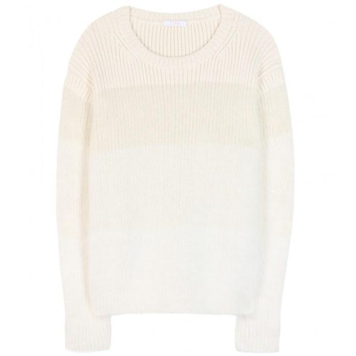 Chloé Mohair and angora-blend sweater