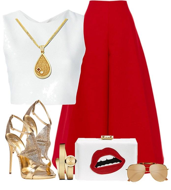 Anastazio Tears Of Love Gold Pendant Necklace