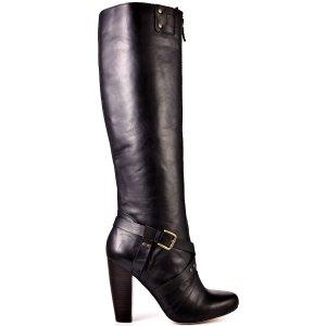 Plenty Rachel black knee high boots