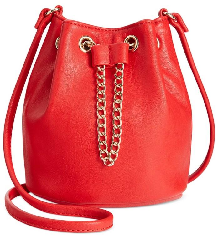 INC International Concepts Pia Mini Bucket Bag
