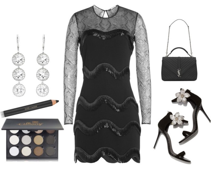 Styling your Roberto Cavalli dress Alisha the Roberto Cavalli embellished cocktail dress