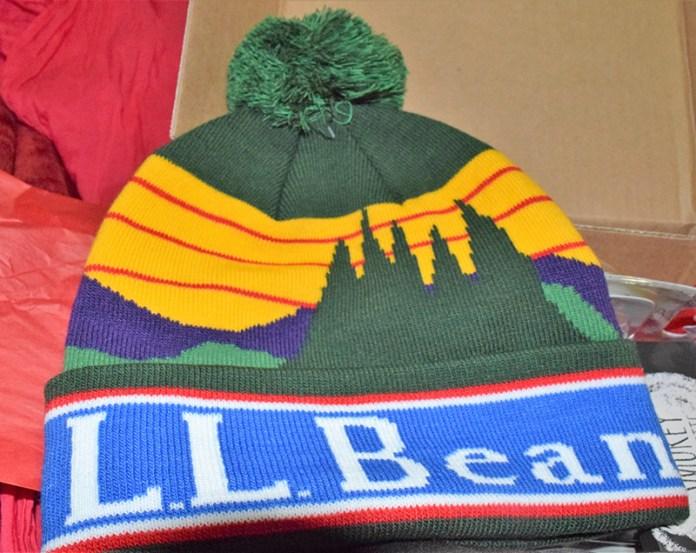 LL Bean Katahdin Pom Hat