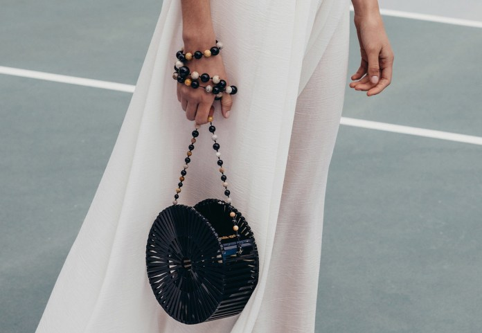 The Luna version of Cult Gaia handbags