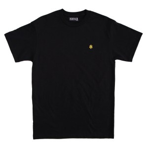 Core Logo Black Gold T-Shirt