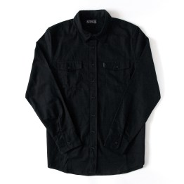 Avenue Work Shirt Black