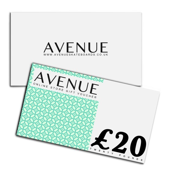 £20 Avenue Gift Voucher Webstore