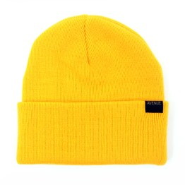 Avenue Staple Beanie Gold
