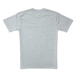 Avenue Heather/Black Grey Core Logo T-Shirt
