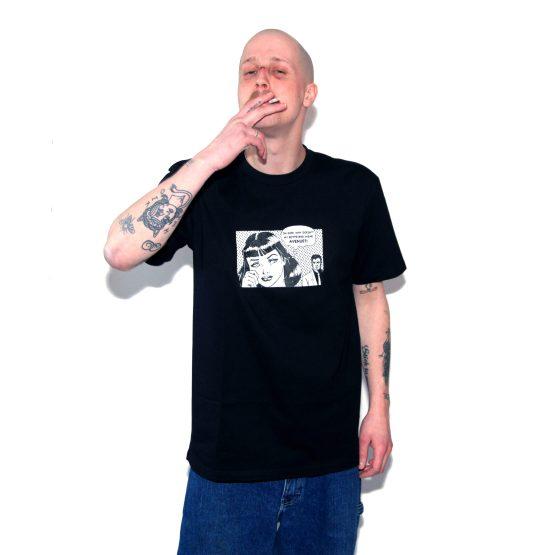 Boyfriend T-Shirt Black