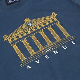 Harmony T-Shirt Petrol Blue