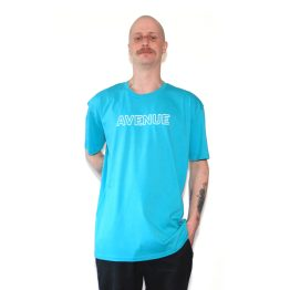 Outsider T-Shirt Teal
