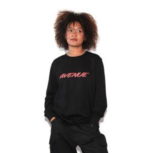 Quickness LS Shirt Black