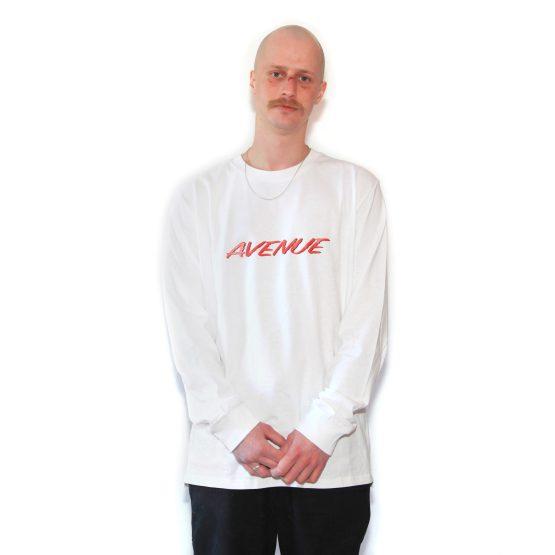 Quickness LS Shirt White