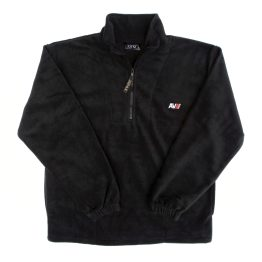 Av Sport Rockwilder Quarter Zip Fleece Black
