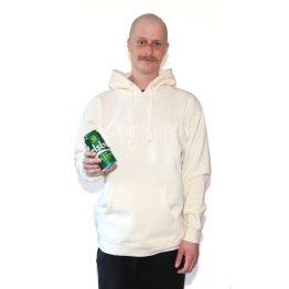 Substance Hooded Sweatshirt Bone