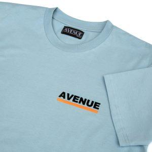 Knockout Pale Blue T-Shirt