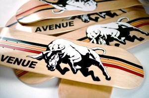 Avenue Knockout Decks