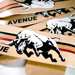 Avenue Knockout Decks