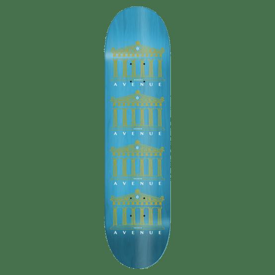 Harmony Light Blue Wood Deck
